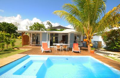 Photo for 2BR Bungalow Vacation Rental in Riambel, Savanne