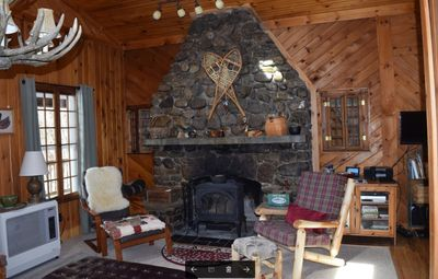 Photo for Charming 3 BR Cabin near Whiteface and Adirondack Wildlife Refuge