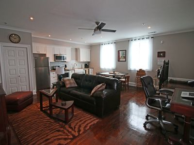 Photo for Elegant Newly Renovated Lafitte condo15 minutes from the French Quarter