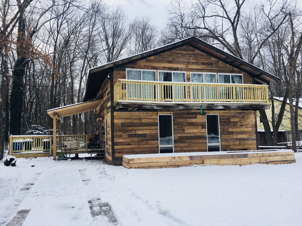seven springs and ohiopyle private cabin stunning views on