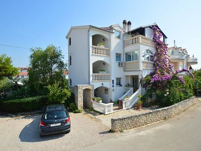 Photo for Apartment 397 m from the center of Vodice with Internet, Air conditioning, Parking, Terrace (319930)