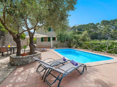 Photo for Vacation home Es Barracar (CMI105) in Caimari - 8 persons, 4 bedrooms