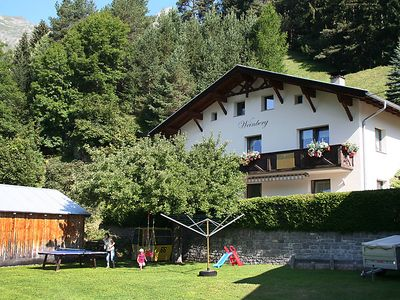 Photo for Apartment Weinberg in Pettneu am Arlberg - 4 persons, 1 bedrooms