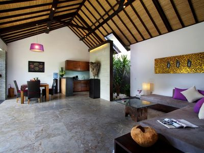 Photo for Anjali Purple Luxury 1 Bedroom Villa & Pool, Petitenget