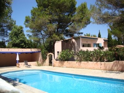 Photo for 3BR House Vacation Rental in Uchaux, Provence-Alpes-Côte-D'Azur