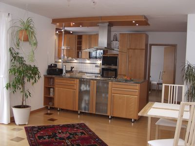 Photo for Comfortable apartment on the outskirts of Bad Aibling in holiday region of foothills of the Alps
