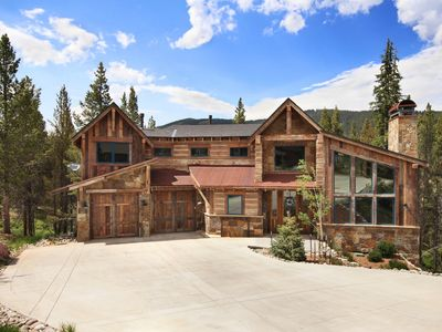 Photo for Luxury Lewis Ranch Mtn Home, Walk to Ski Lift