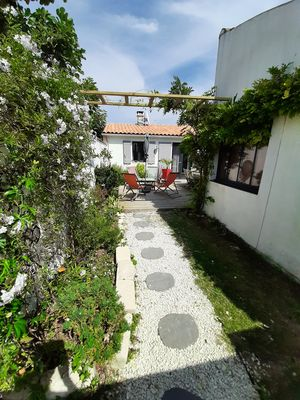 Photo for House in Saint Clement of whales away from the road and close to the most beautiful beaches on the island of Re accessible by scenic bike paths.