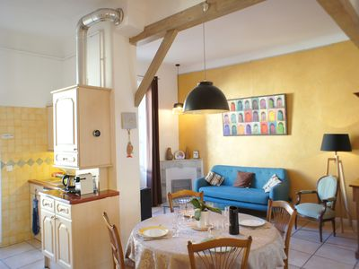 Photo for Zeperfectplace - Old Nice - Garibaldi - 3 bedrooms 77m2
