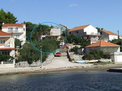 Photo for Apartment 34983  - Lumbarda, Island Korcula, Croatia