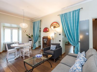 Photo for Vatican Large Bright Apartment