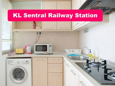 Photo for Next to KL Sentral LRT Station, 6pax #4