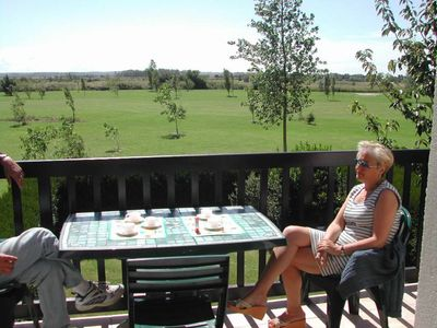 Photo for Luxury apartment between golf and hippodrome