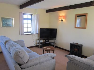 Photo for Amy Cottage,  Menifters Holiday Cottages,  Porthallow, Cornwall