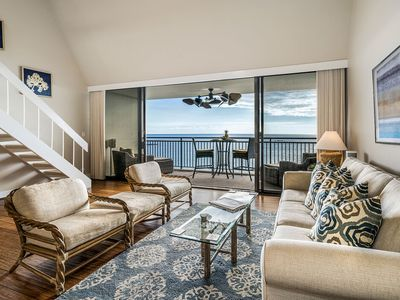 Photo for Ocean Front   AC   Fantastic Location - Walk To Kona Town