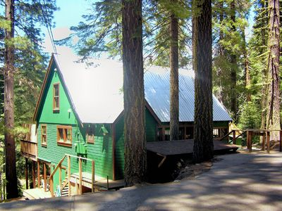 Photo for 3BR Cabin Vacation Rental in Pinecrest, California