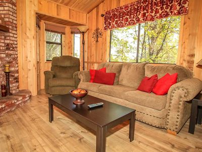 Photo for House in Big Bear with Parking, Internet, Washing machine, Balcony (983545)