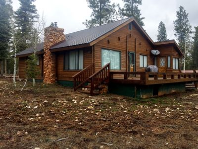 Photo for New Listing! In Between Bryce And Zion! Beautiful View!