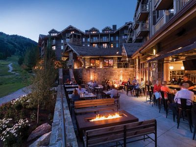 2020-21 New Years Week at the Four Seasons Jackson Hole in Teton Village