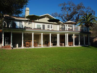 Photo for Wine Country Luxury with Sonoma Mountain View