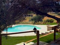 Quiet location with swimming pools