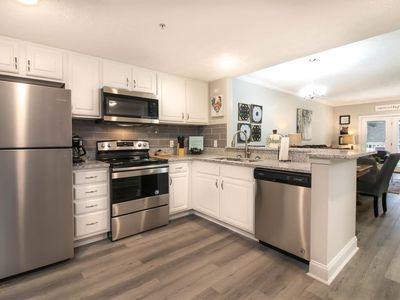 Photo for Brand New Downtown 2BR Sleeps 8- Free Dollywood Tkt and Pirates Voyage + more