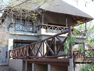 Photo for Experience luxury living in the bush where you can see right into Kruger Park