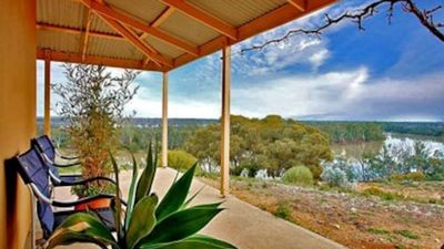 Photo for Eco-house with Murray River views
