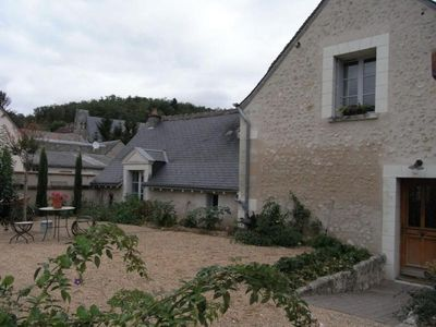 Photo for Gite Nazelles-Négron, 3 bedrooms, 8 persons