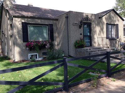 Photo for Charming Home In The Heart Of The Tree Area, 4 Blocks To University Of Wyoming!