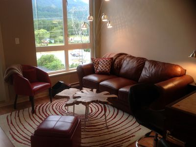 Photo for Bright Sunny Squamish Condo Listing