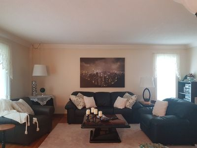 Photo for Sarnia Secret - LARGE 3 bedroom/2 bathroom Upper Unit - Near Hwy