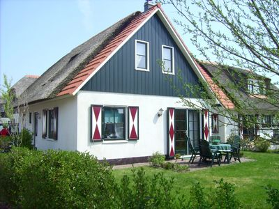 Photo for Comfortable holiday home in a villa park, not far from the sandy beach