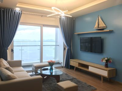 Photo for Oceanica, Sea view apartment - The Sapphire Residence