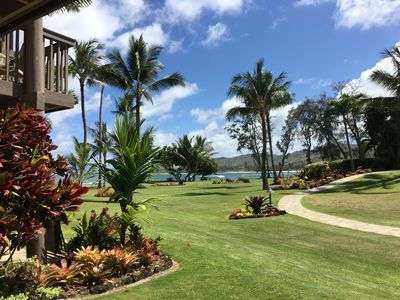 Be our Guest! - OCEANFRONT -Lae Nani Condo #317