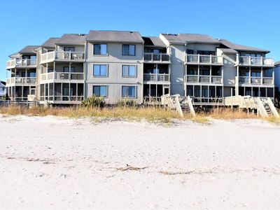 Photo for 2019 FULLY RENOVATED 3 BDRM OCEANFRONT CONDO!!