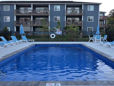 Photo for BRAND NEW TOWNHOUSE SLEEPS 10 TWO COMMUNITY POOLS LESS THAN 2 MILES FROM BEACH!