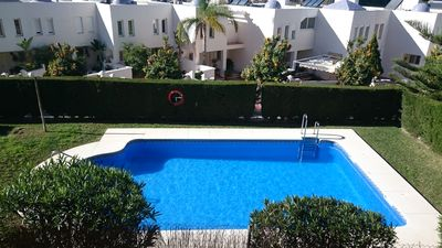 Photo for Apartment rental, golf and beach // golf and beach Apartment