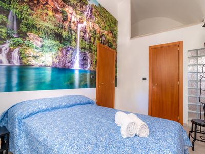 Photo for B&B La Maison-D - Suite Cascata,countryside of Monopoli,WiFi,a/c,priv.park.