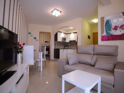 Photo for Apartment, WITH POOL VIEWS  - NEXT TO THE BEACH-IDEAL FOR FAMILIES