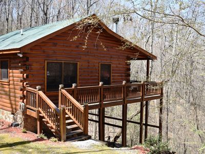 Photo for Less than 10 mins from downtown blue ridge!