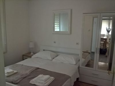 Photo for Two bedroom apartment with air-conditioning Kostrena (Rijeka)