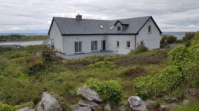 Photo for Beautiful Modern House with Spectacular Views of Galway Bay and the Burren