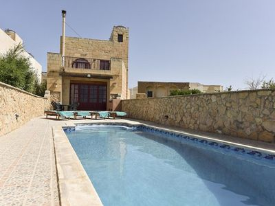 Photo for Ta'Karkar Villa with Private Pool