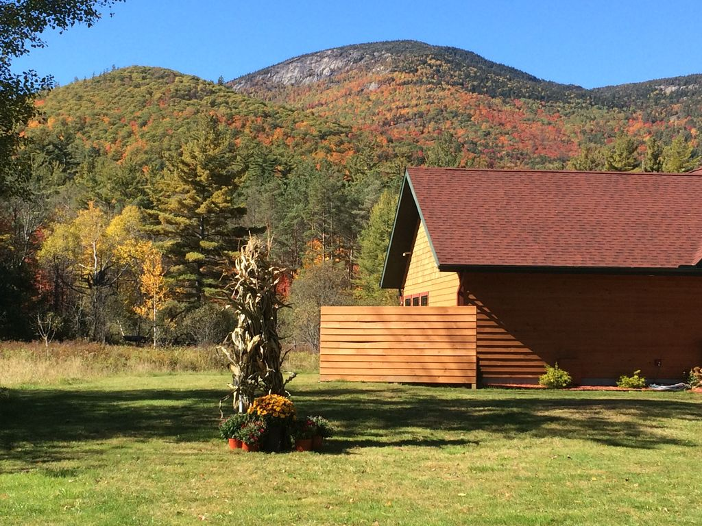 Keene valley close to everything homeaway for Keene valley cabin rentals