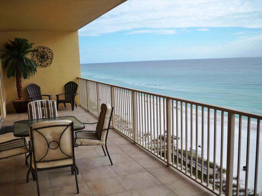 Newly Renovated Gulf Crest Two Bedroom Unit Exceptional A Must See Panama City Beach Florida