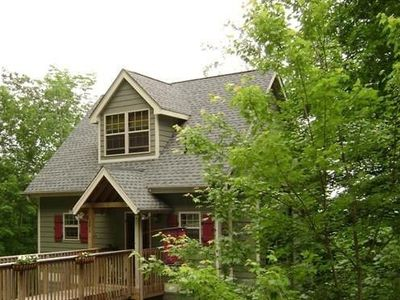 LOW SUMMER RATES*Peaceful Cabin*Close to OTTER FALLS & Hawksnest
