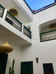 Photo for Riad in privatization in the heart of the medina of Marrakech