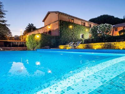 Photo for Villa for 8 People with Private Pool