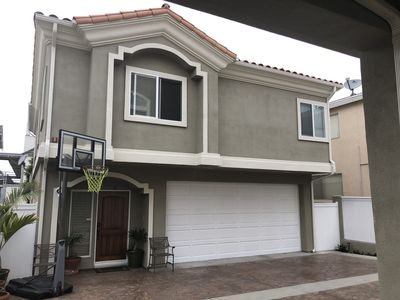 Photo for 2 bedrooms in a Redondo Beach house, five minutes walk to the beach